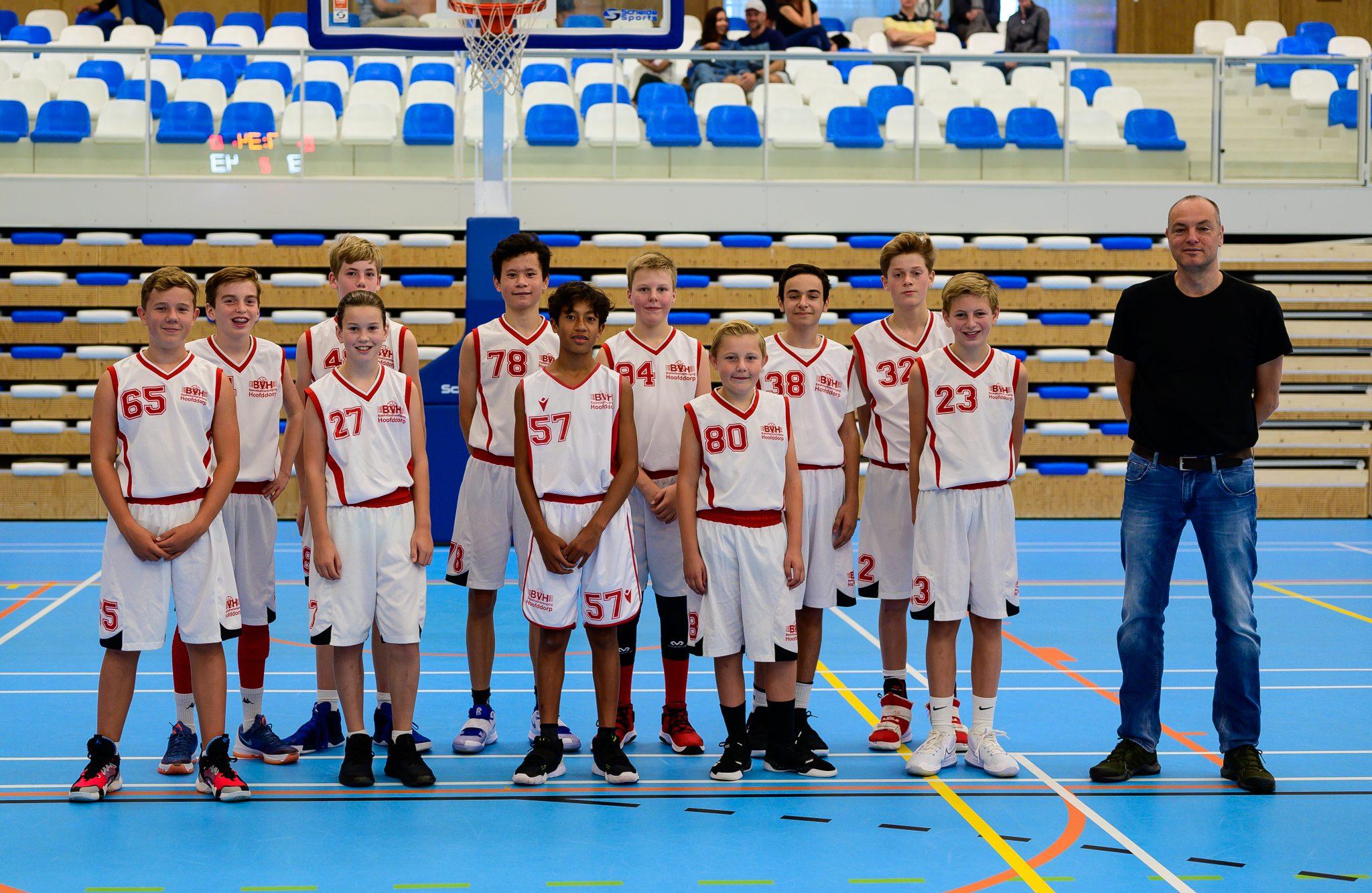 Teamfoto BV Hoofddorp M14 1