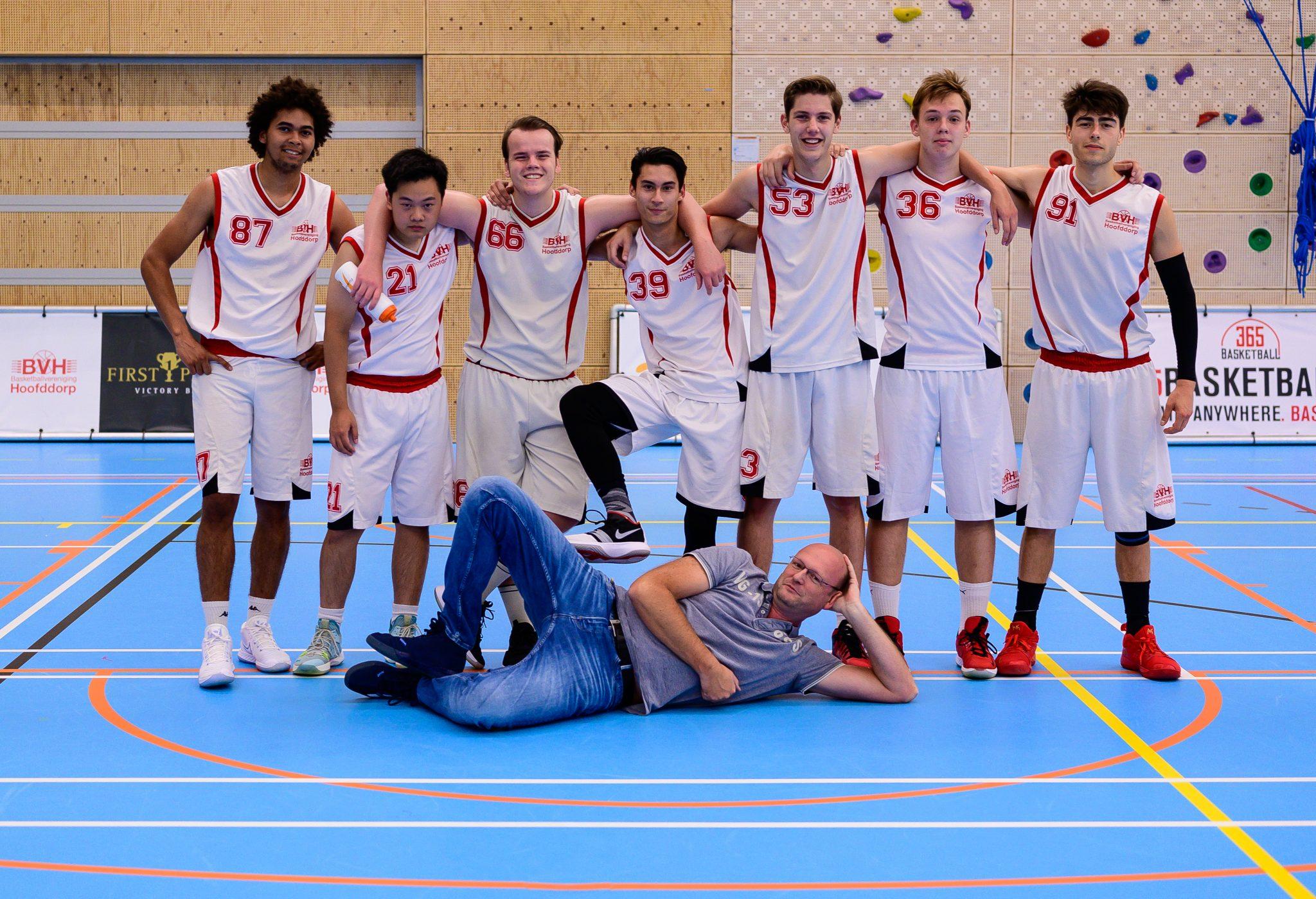 Teamfoto BV Hoofddorp M22 2