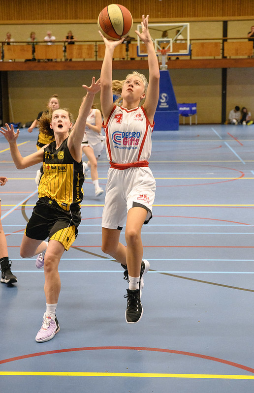 Starttoernooi in Barendrecht - V18-1