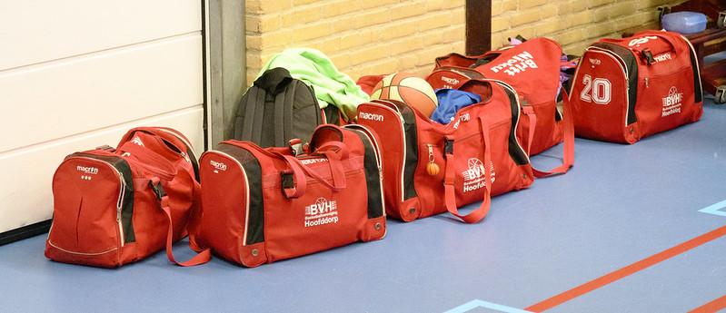 Fotoimpressie starttoernooi in Barendrecht