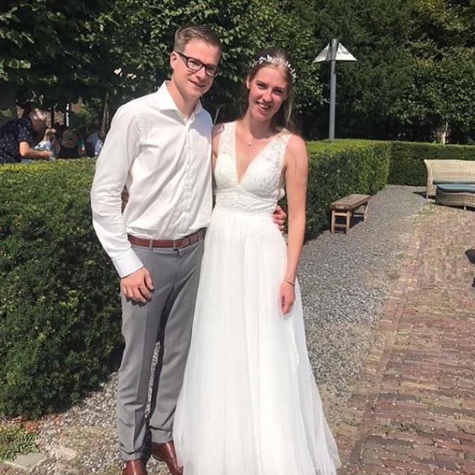 Stefan Mes getrouwd