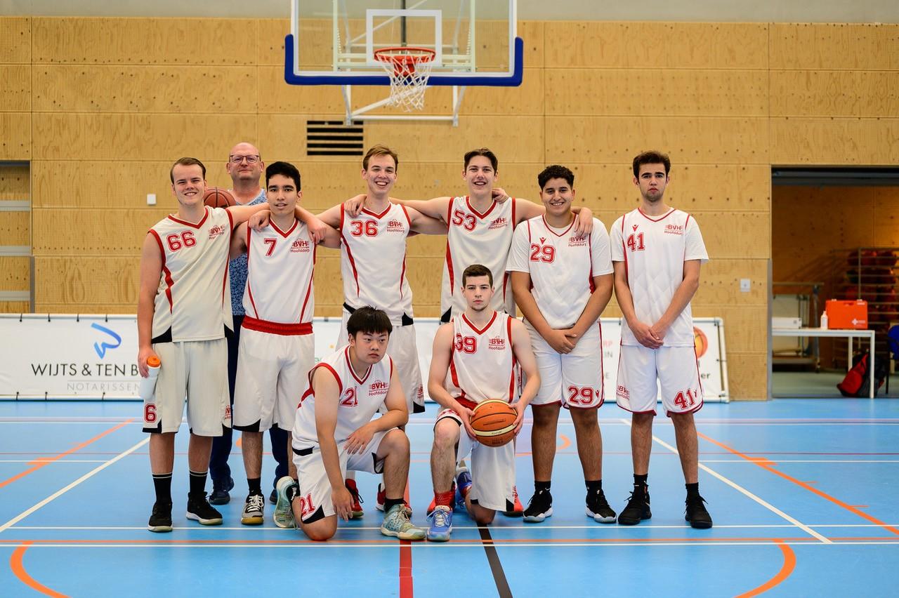 Teamfoto BV Hoofddorp M22 1