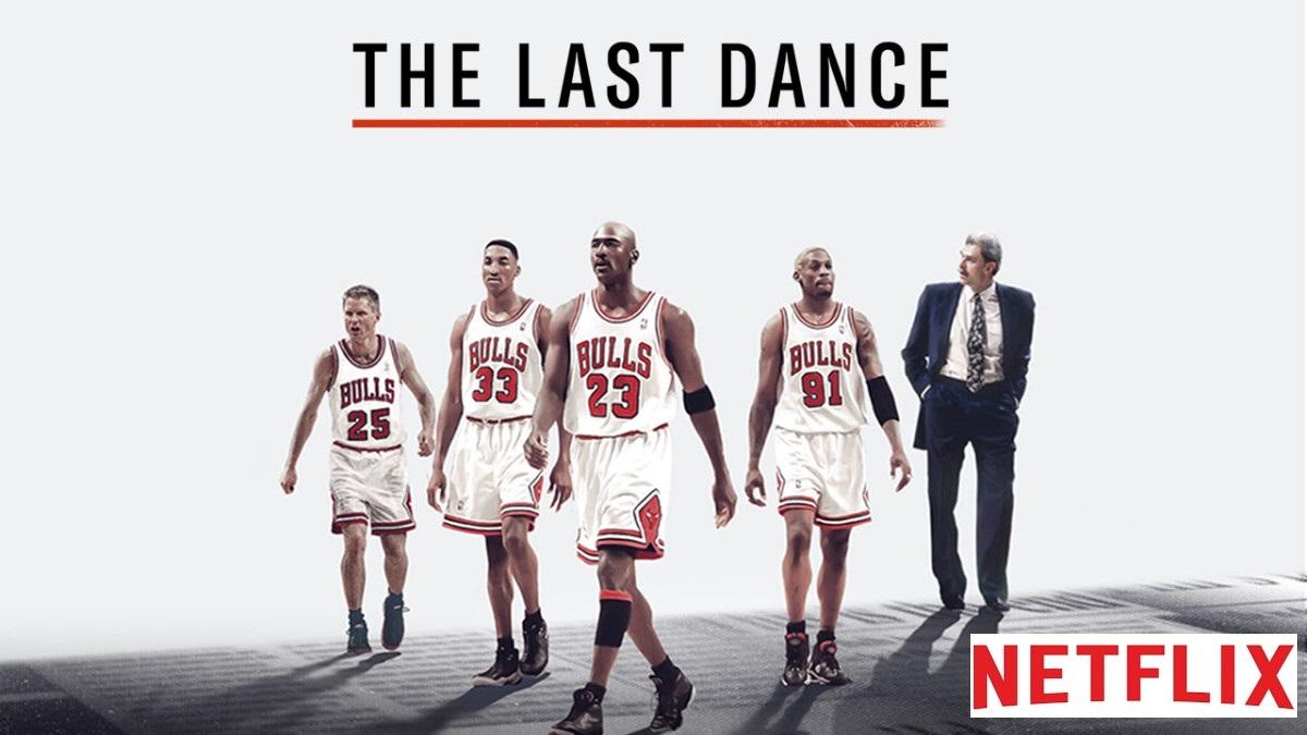The Last Dance van Michael 'AIR' Jordan #23