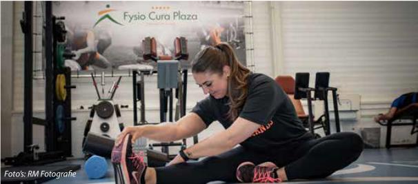 Tips van Fysio Cura Plaza in het voorkomen van blessures