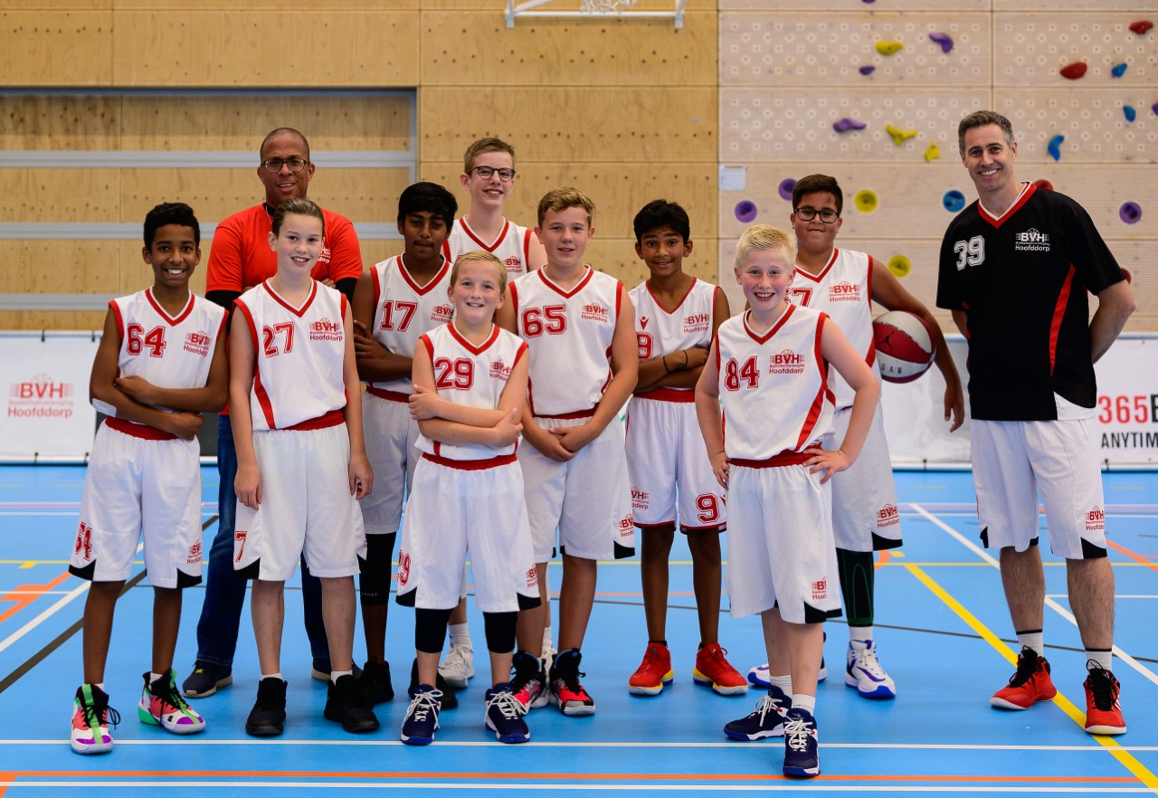 Teamfoto BV Hoofddorp X14 2