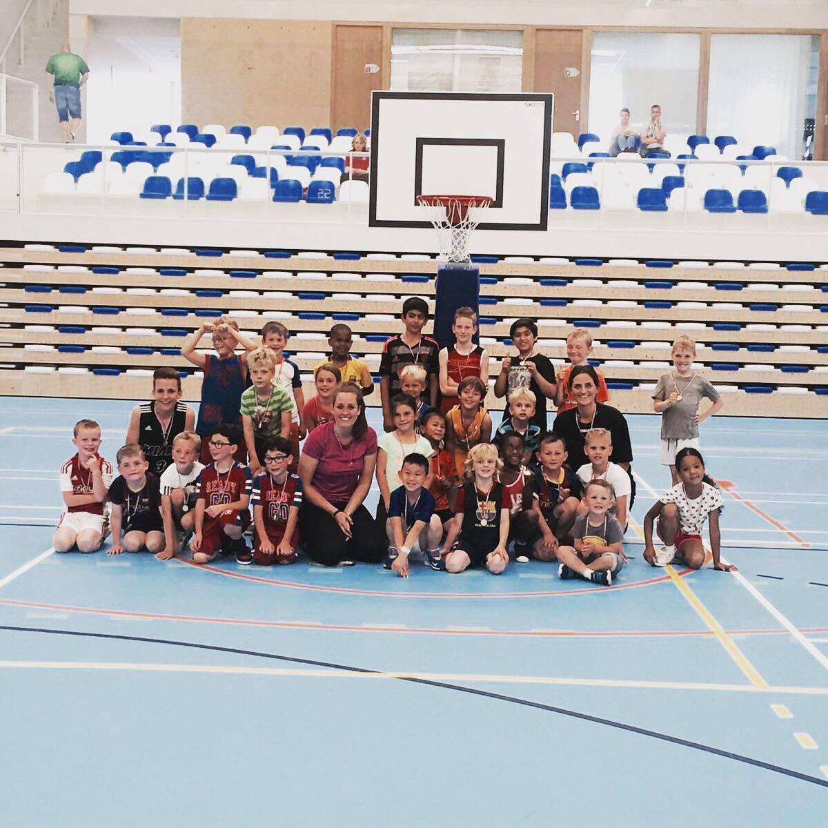 Impressiefoto Basketballs'Cool