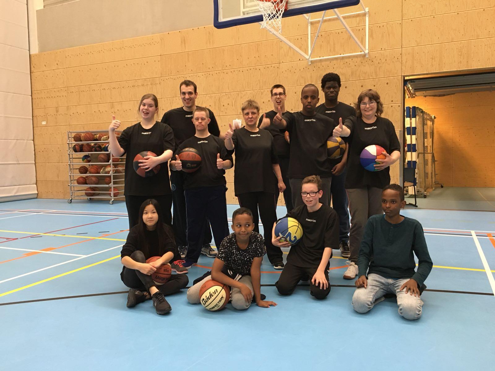 Teamfoto BV Hoofddorp G-Team