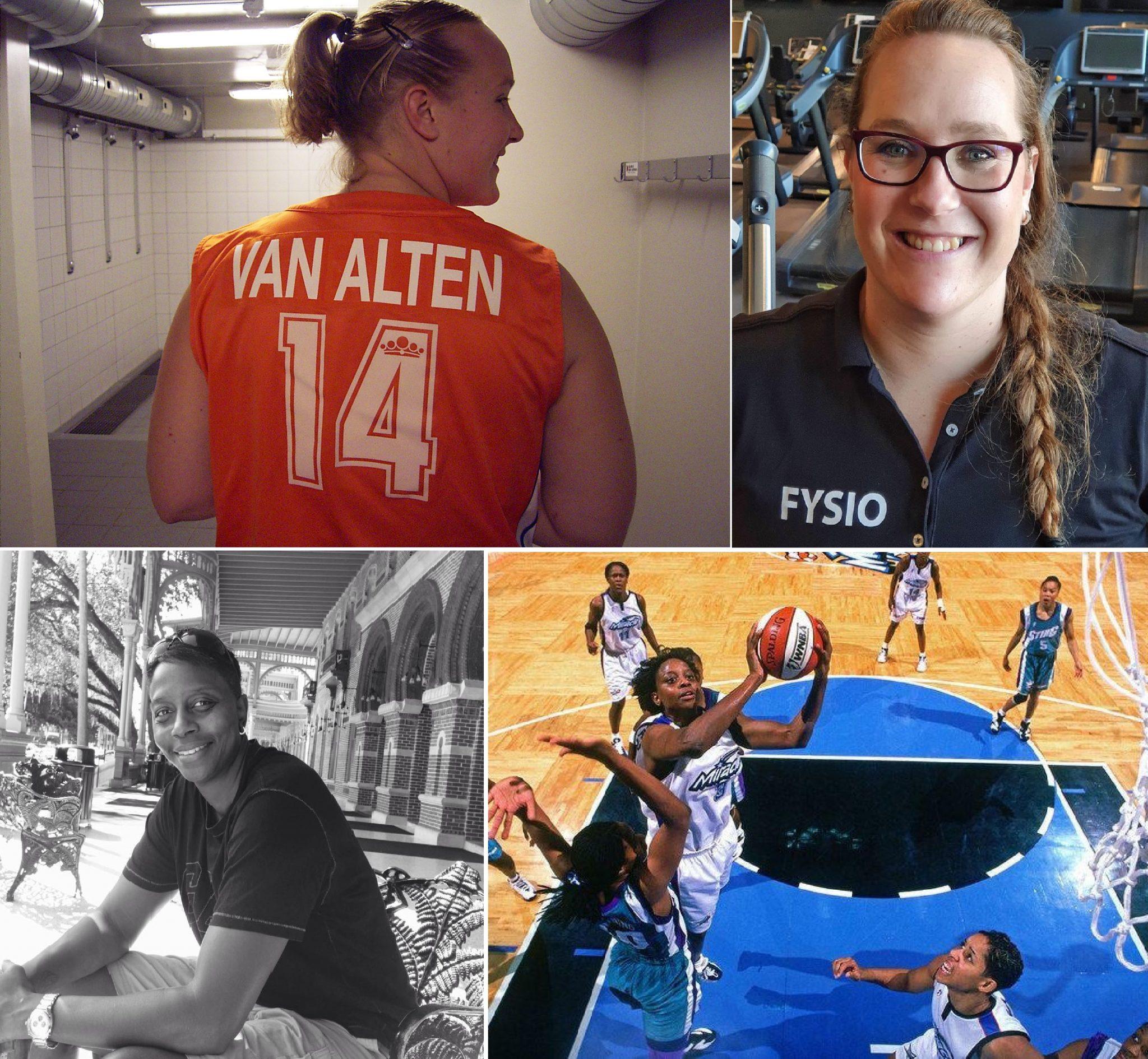 Nieuw trainer-coach duo voor Dames 1: Krista van Alten en Andrea Congreaves